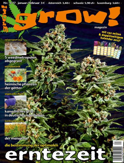 grow! Magazin December 14, 2016 00:00