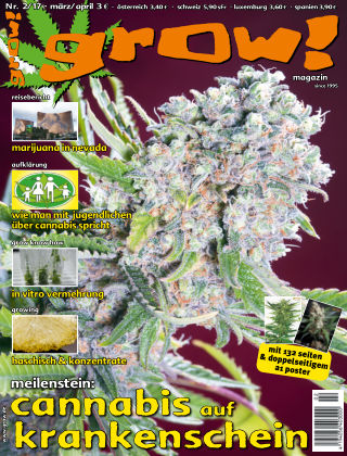grow! Magazin 02-2017