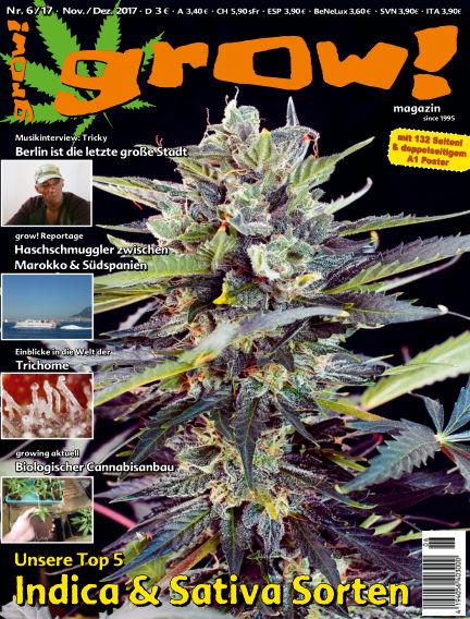 grow! Magazin October 25, 2017 00:00