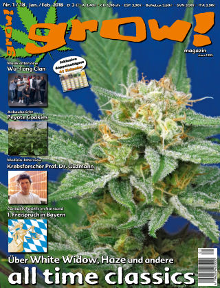 grow! Magazin 01-2018