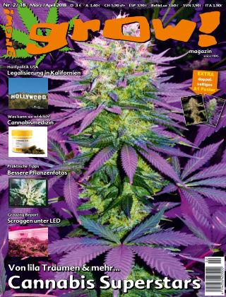 grow! Magazin 02-2018