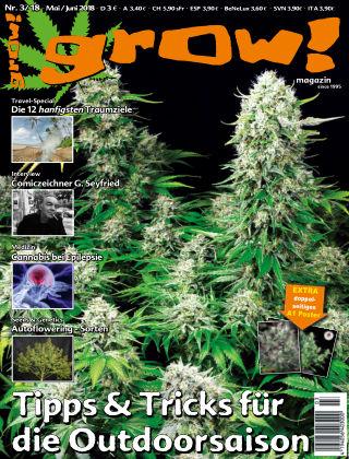 grow! Magazin 03-2018