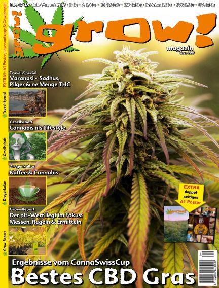 grow! Magazin June 27, 2018 00:00