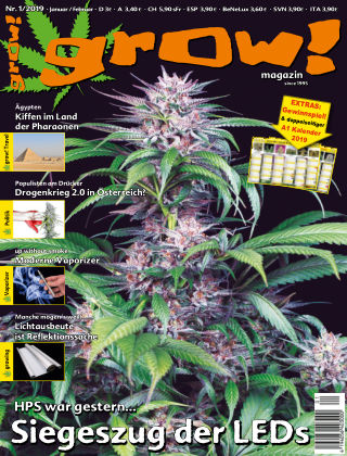 grow! Magazin 01-2019