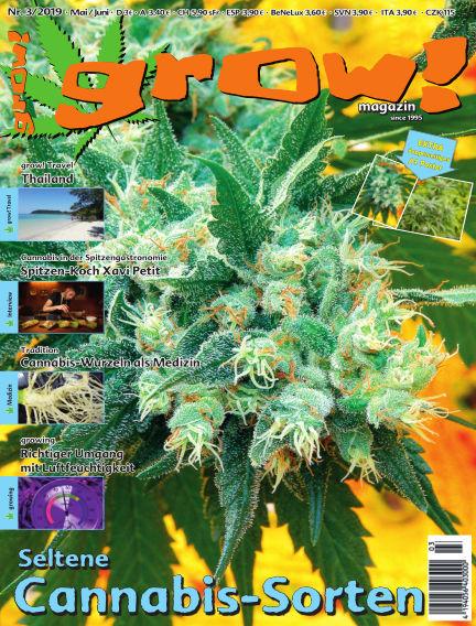 grow! Magazin April 24, 2019 00:00