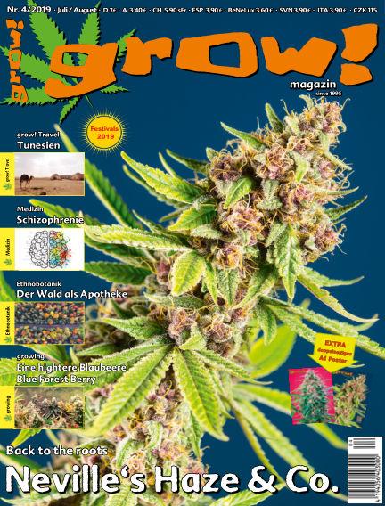 grow! Magazin June 26, 2019 00:00