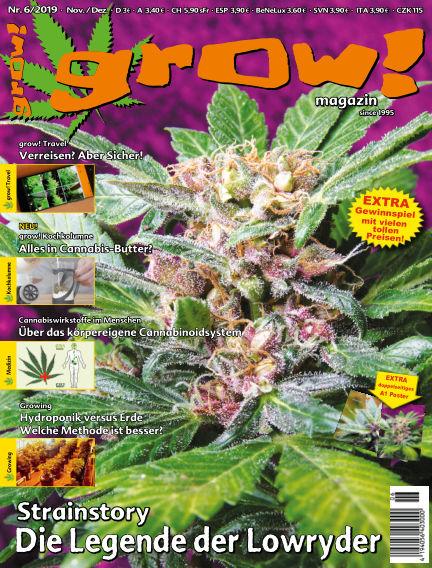 grow! Magazin October 30, 2019 00:00