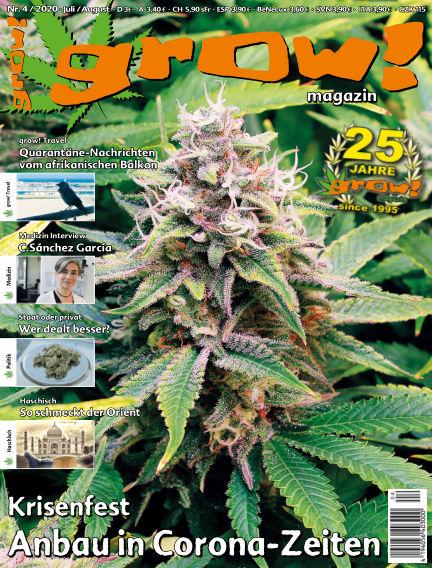grow! Magazin June 24, 2020 00:00