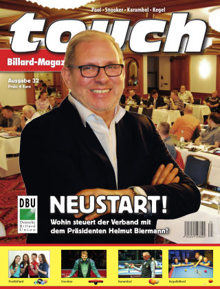 touch Billard-Magazin Nr. 32