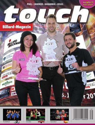 touch Billard-Magazin Nr. 31