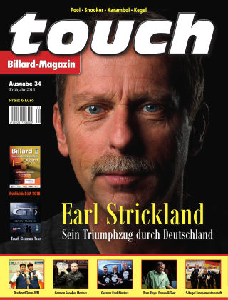 touch Billard-Magazin Nr. 34