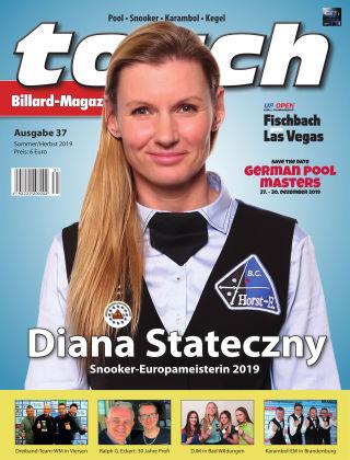 touch Billard-Magazin Nr. 37