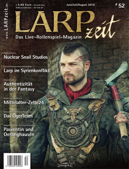 LARPzeit June 01, 2016 00:00