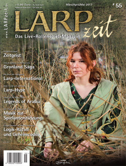 LARPzeit March 01, 2017 00:00