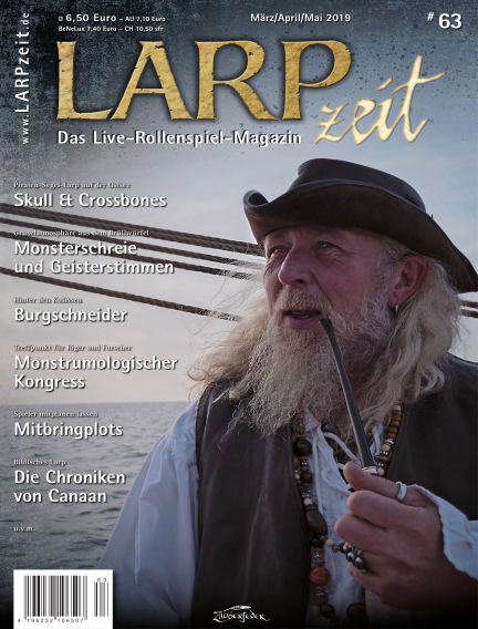LARPzeit March 01, 2019 00:00