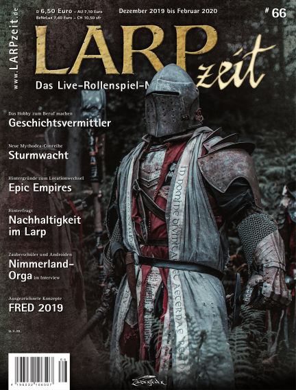 LARPzeit December 01, 2019 00:00