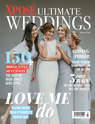 Xposé Ultimate Weddings Winter 2016
