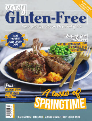 Easy Gluten-Free Spring 2019