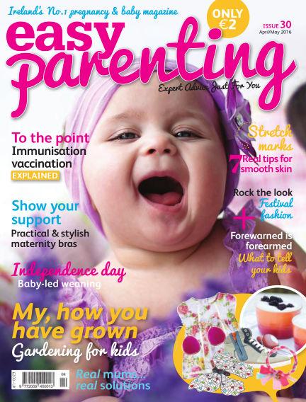 Easy Parenting April 05, 2016 00:00