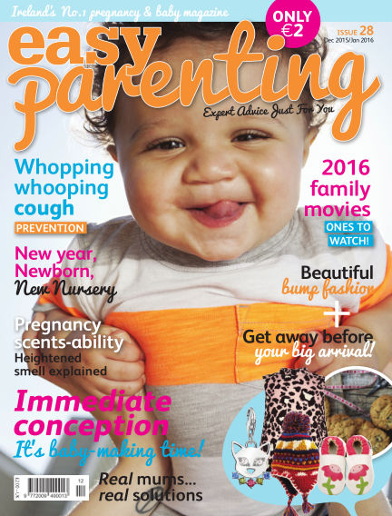 Easy Parenting December 06, 2015 00:00