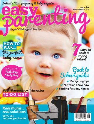 Easy Parenting Issue 44