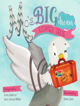 Mo's Big Dream Comes True Book