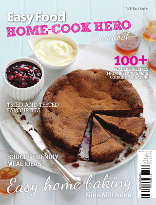 Best of Irish Home Cooking Cookbook Homecook Hero 2014