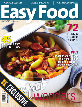 The Best of Easy Food Readly Exclusive Issue 25
