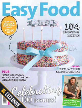 The Best of Easy Food Readly Exclusive Issue 8