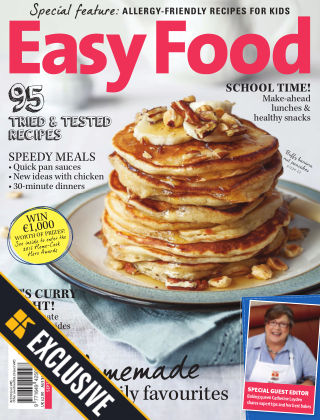 The Best of Easy Food Readly Exclusive Issue 18