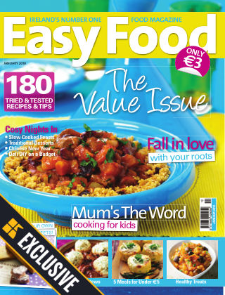 The Best of Easy Food Readly Exclusive Issue 26