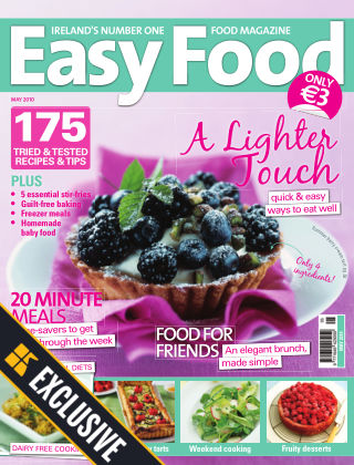 The Best of Easy Food Readly Exclusive Issue 34