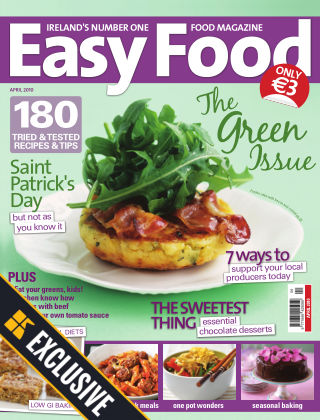 The Best of Easy Food Readly Exclusive Issue 36