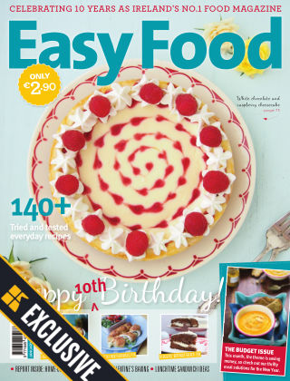 The Best of Easy Food Readly Exclusive Issue 38