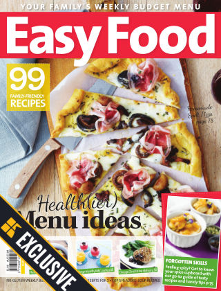The Best of Easy Food Readly Exclusive Issue 39