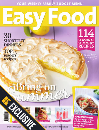 The Best of Easy Food Readly Exclusive Issue 44