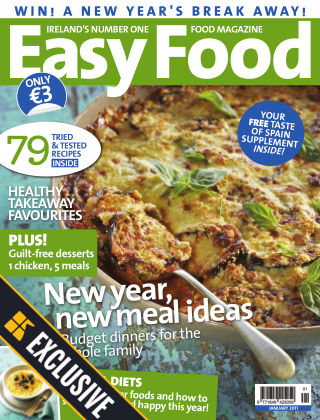 The Best of Easy Food Readly Exclusive Issue 46