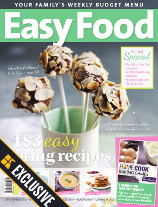 The Best of Easy Food Readly Exclusive Issue 48