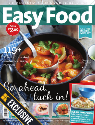 The Best of Easy Food Readly Exclusive Issue 50