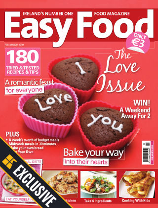 The Best of Easy Food Readly Exclusive Issue 51