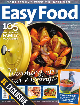 The Best of Easy Food Readly Exclusive Issue 53