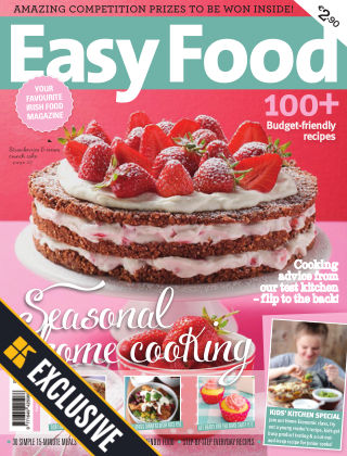 The Best of Easy Food Readly Exclusive Issue 54