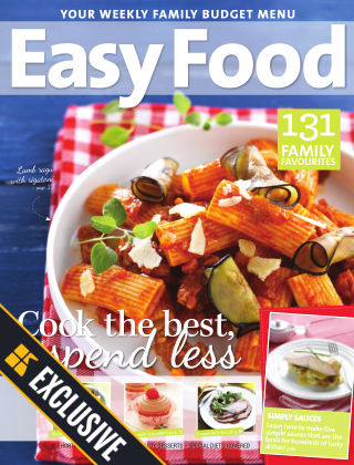 The Best of Easy Food Readly Exclusive Issue 55