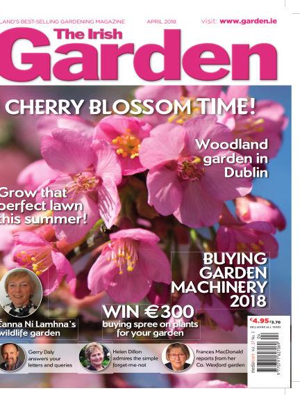 The Irish Garden April 01, 2018 00:00