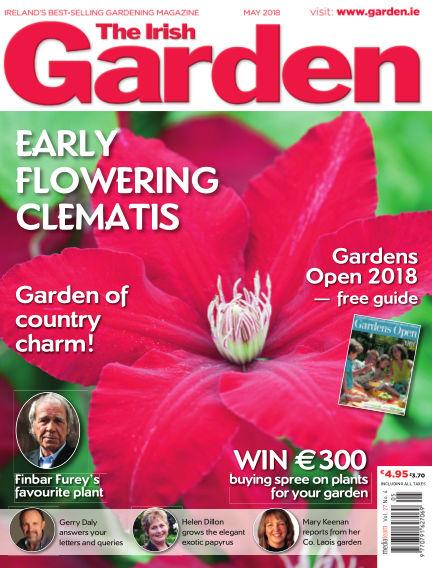 The Irish Garden May 02, 2018 00:00