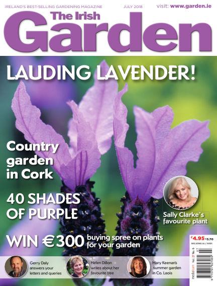 The Irish Garden July 05, 2018 00:00