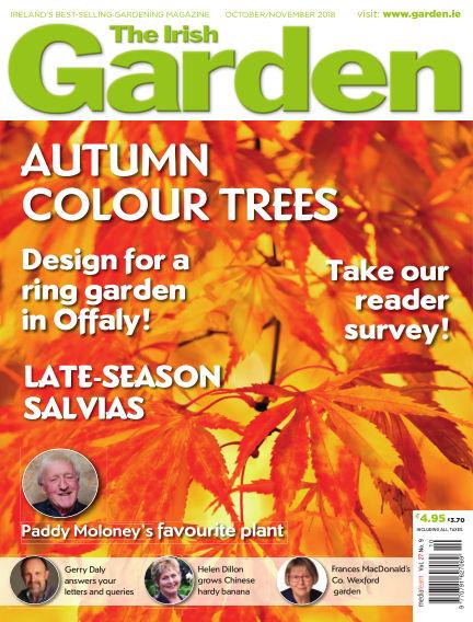The Irish Garden October 11, 2018 00:00