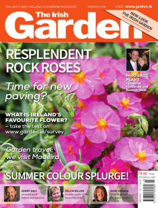 The Irish Garden March 2019