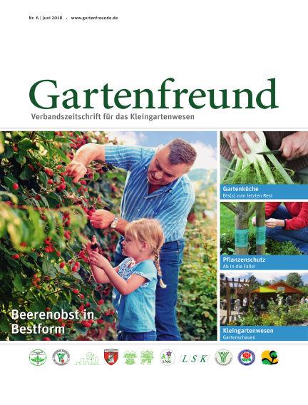 Gartenfreund June 02, 2018 00:00