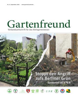 Gartenfreund 2018.09